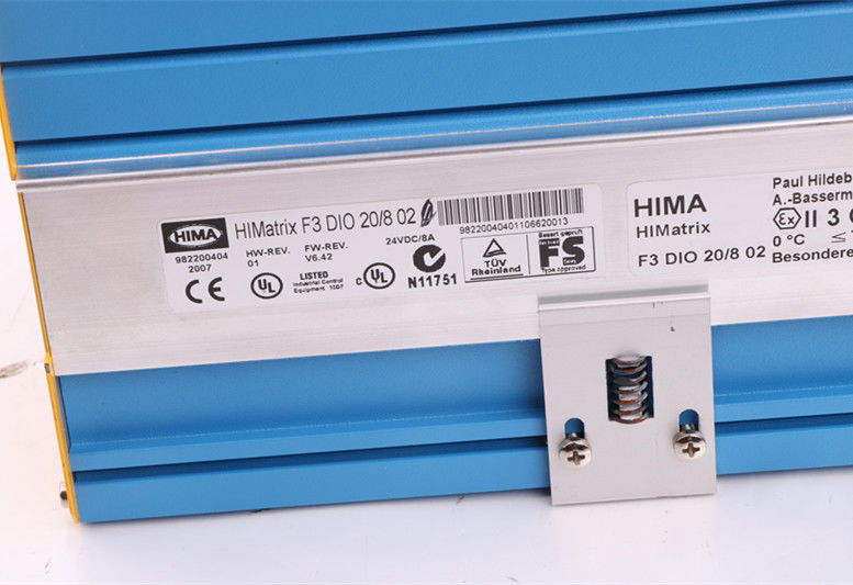 هيما ديو 20  HIMA DIO20 Dgitlal I / O Module NEW IN STOCK