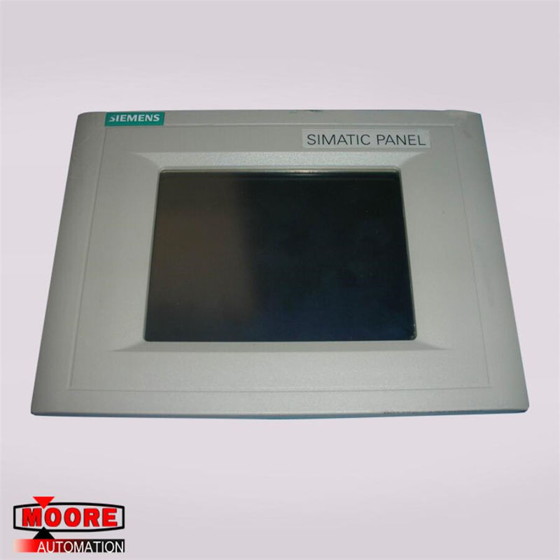 6AV6545-0BC15-2AX0 شاشة اللمس Siemens TP 170B Color Siemens Touch Screen