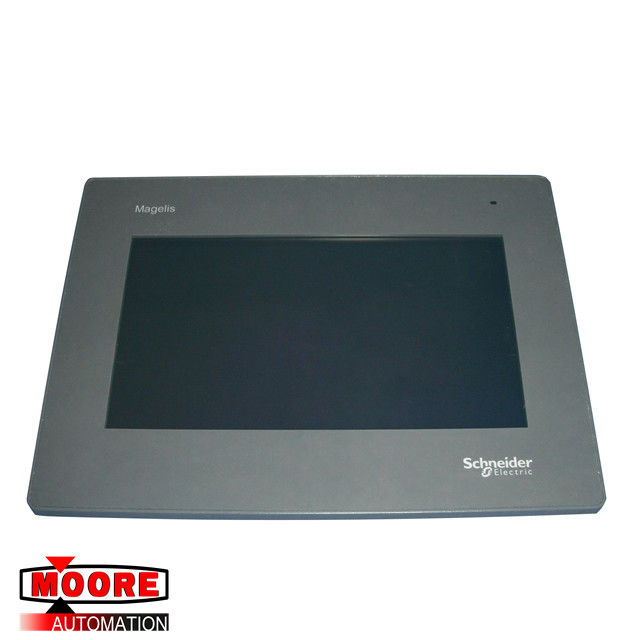 HMIGXU3500 Schneider Touch Panel 1 منفذ تسلسلي مضمن RTC
