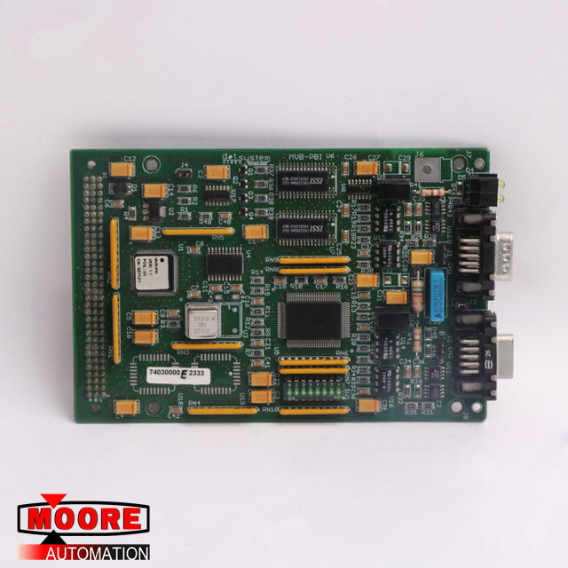74030000 E2333 FAIVELEY Digital IO Module